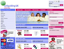 Girl Guiding UK